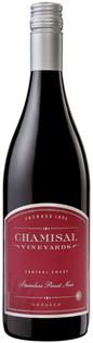 Chamisal Vineyards Pinot Noir Unoaked Stainless 2013 750ml